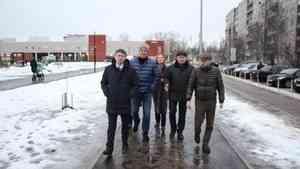 Специалисты Минстроя России оценили выполнение программы «Формирование комфортной городской среды» в Архангельской области