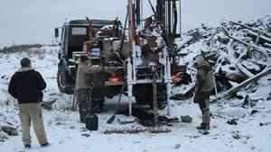 На полигоне ТКО Новодвинска начались изыскательские работы