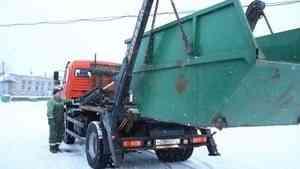 С нового года мусор в Архангельске будут вывозить ежедневно