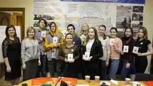 Архангельский «ЗдравОтряд» выпустил новых волонтеров