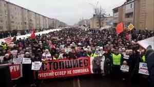 «Шиес — это начало катастроф»: в Котласе и Сыктывкаре жители вышли на экологический протест