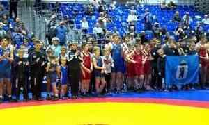 В столице Поморья прошли традиционные соревнования по спортивной борьбе на Кубок Арктики