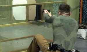 В Архангельске выявили лучшего стрелка из боевого оружия