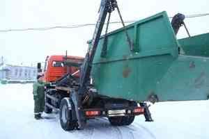 В Архангельске появятся бункеры для мусора