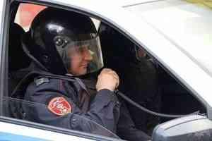 В Котласе наряд Росгвардии задержал подозреваемого в грабеже сотового телефона