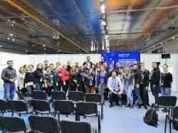 Проектируем будущее вместе: Точка кипения САФУ на «Зимнем Острове» в Сочи