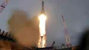 Ракету «Союз» запустили с космодрома Плесецк в Архангельской области