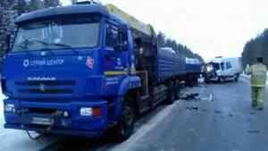 Список погибших при аварии в Холмогорском районе увеличился до четырех человек