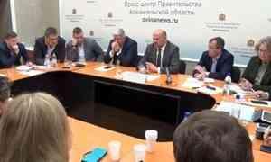 Итоги года подвёл губернатор навстрече средакторами районных издательских домов