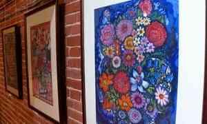 ВАрхангельске открылась выставка работ известной поморской художницы Зои Гавшинской