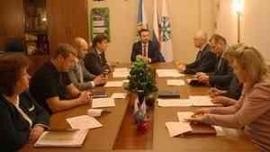 Подведены первые итоги реализации нацпроектов в Новодвинске