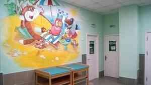 В Новодвинске обновлена детская поликлиника и закуплено современное оборудование для больницы
