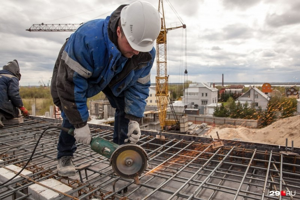 На строительстве жилого комплекса в Северодвинске работали нелегальные мигранты