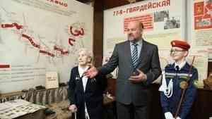Память о «Батальоне Славы» бережно хранят в архангельской школе