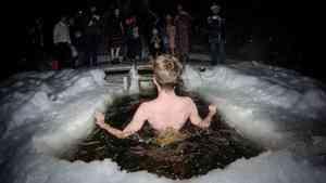 Из-за тёплой зимы жители Архангельска могут остаться без крещенских купелей