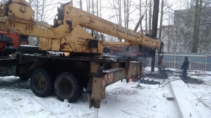 При строительстве на улице Орджоникидзе в Северодвинске сваи будут вдавливать