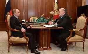 Владимир Путин предложил нового премьер-министра