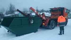 Закупка восьмикубовых контейнеров для отходов в Архангельске будет продолжена