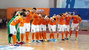 Второй круг первенства России по мини-футболу «Северная Двина» начала с поражения