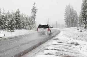 МЧС предупреждает о сильном снегопаде в Архангельской области 19 января