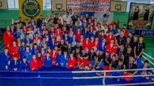 Более 230 спортсменов СЗФО России боролись за победы в Котласе