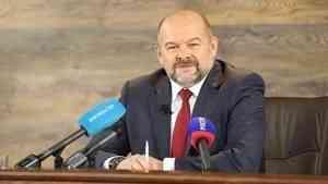 Ежегодная пресс-конференция Игоря Орлова проходит в эти минуты в Архангельске