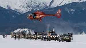Из Мурманска - через всю Россию: 23 февраля стартует «Экспедиция-Трофи»