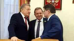 Вивктор Павленко: Роль Совета Федерации в единой системе публичной власти вырастет