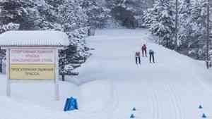 На лыжне в «Малиновке» выявлены сильнейшие спринтеры зонального этапа Спартакиады учащихся России