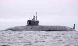 Российские АПЛ четвёртого поколения оснастят ракетами для разрушения ледяных торосов