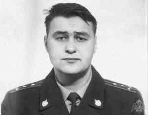 В Управлении Росгвардии по Архангельской области вспоминают сотрудника СОБР, погибшего при выполнении служебного долга