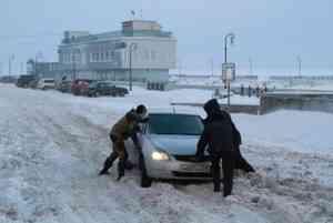 Снег снегу рознь. Зима в Оттаве и Архангельске глазами земляка