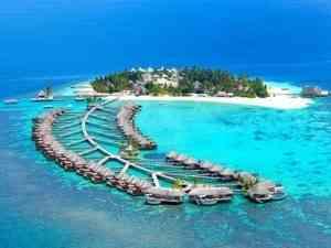 Мальдивы - лучшее место для безмятежного райского отдыха