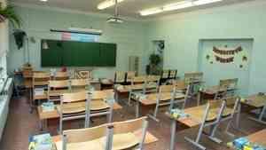 Федеральные средства позволят провести в нескольких школах Архангельска капремонт