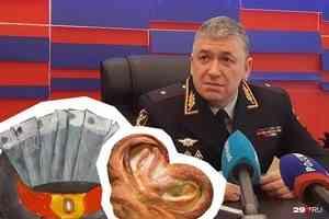 О революции, гидре-коррупции и плюшках: важные (и веселые!) цитаты нового начальника полиции Поморья