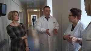Кардиологическое отделение Архангельской областной больницы переехало в новые отремонтированные помещения