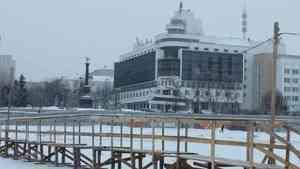 В Архангельске проверили переправу на Кегостров