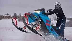 В туристическом комплексе «Малые Карелы» пройдёт снегоходный фестиваль
