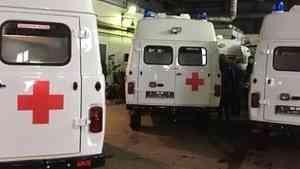 На обновление автопарка архангельской скорой выделено 42 миллиона рублей