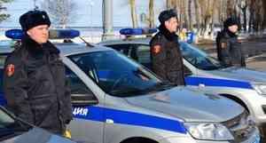 Информация о результатах работы подразделений вневедомственной охраны Архангельской области за 15 и 16 февраля 2020 года