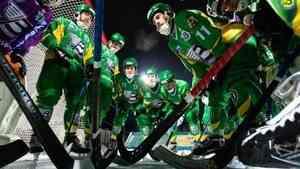Весенний хоккей в феврале: «Водник» в дождь дома примет кемеровский «Кузбасс»