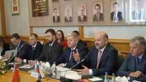 Архангельская и Минская области возобновляют сотрудничество
