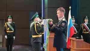 У судебных приставов Архангельской области появилось собственное знамя