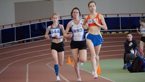 Легкоатлетка Маргарита Калиневич завоевала три золота на чемпионате России