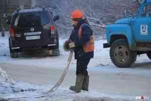 Где в Архангельске не будет воды, тепла и света 21 февраля