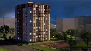 В Архангельске начались продажи квартир в новом жилом комплексе «Барбарис»