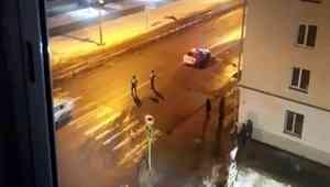 В центре Архангельска водитель насмерть сбил пешехода и скрылся