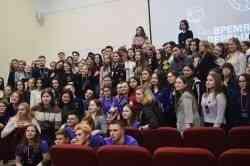В САФУ прошел первый этап общеобразовательного проекта «Время первых»