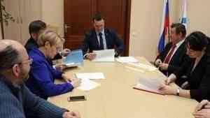 В Поморье подписан совместный план мероприятий по Году охраны труда