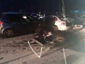 Недалеко от Северодвинска в ДТП погиб молодой мужчина. Еще трое человек — в больнице